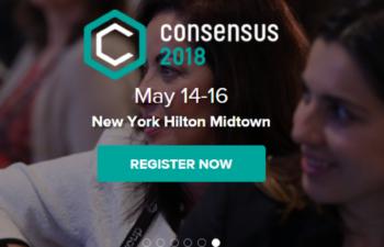 世界最大の仮想通貨カンファレンス「コンセンサス2018」がいよいよ開幕!注目スピーチ・タイムスケジュールまとめ