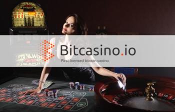 ついに日本円も対応。ビットカジノ(Bitcasino.io)の4月のキャンペーンが狙い目!